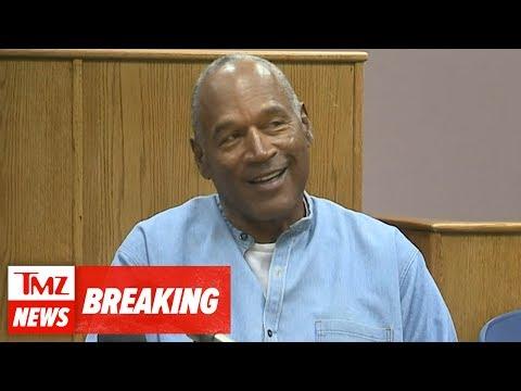 O.J. Simpson Granted Parole | TMZ News