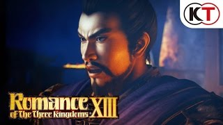 ROMANCE OF THE THREE KINGDOMS XIII - OFFICIAL TRAILER
