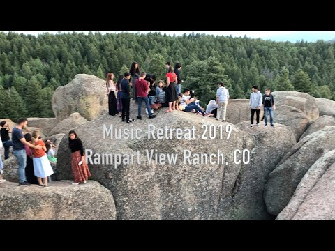 2019 Music Retreat Highlights