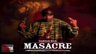 Danger Man - Masacre | Cd 2007