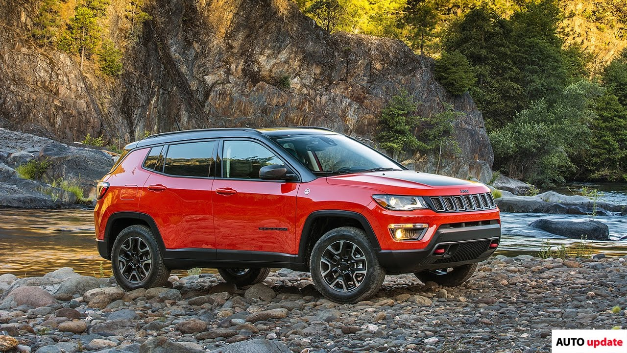 Jeep Compass   NEW (HD Images)