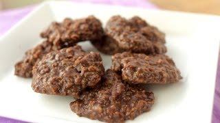 No Bake Nutella Cookies | Simply Bakings