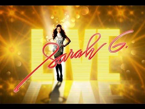 Sarah G Live - Chandelier