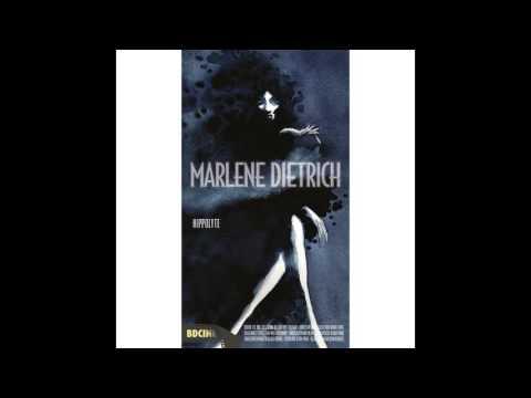 """Marlene Dietrich - La vie en rose (From """"Stage Fright"""")"""