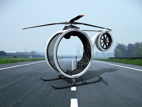 Ultralight helicopter zero concept by h ctor del amo for Small electric motors for sale