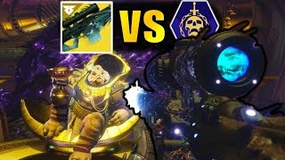 Destiny 2: Whisper of the Worm vs Leviathan Raid!