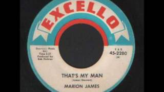 R&B Popcorn Marion James - Thats my man.wmv