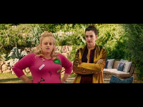 Download Rebel Wilson speaks with a South African accent in The Hustle