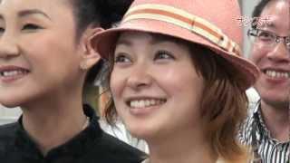 元モーニング娘。の市井紗耶香さんとオール阪神さん夫婦がサンスポ編集...
