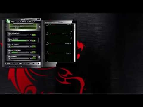MSI Afterburner for in game Video Capture - Miscellaneous