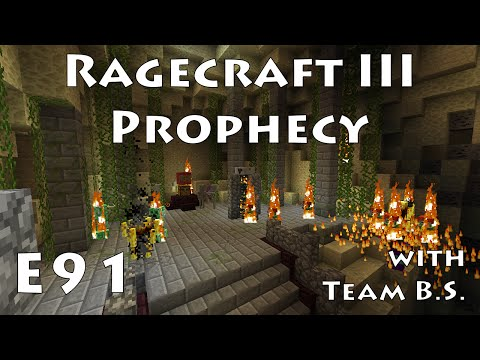 E91  - Ragecraft 3 - Red Key with Team B.S.