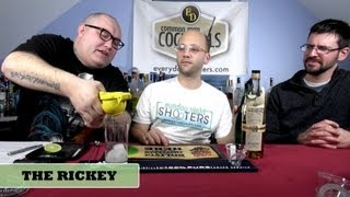 The Rickey, Classic Cocktail How-to