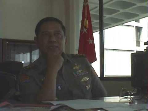 10年前のユドヨノ現大統領との会見(8) Interview President RI Susilo Bambang Yudhoyono