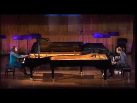 LP DUO - KIM HELWEG - La Fiesta Variations (2) live @ BEMUS Festival