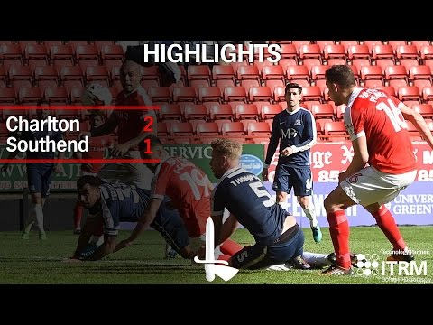 HIGHLIGHTS | Charlton 2 Southend United 1
