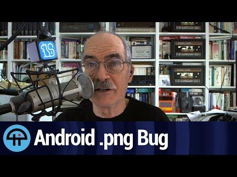 Big Android .png Bug