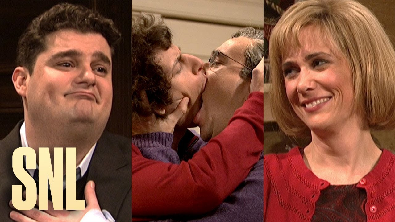 Download Every Kissing Family Ever (Part 1 of 2) - SNL