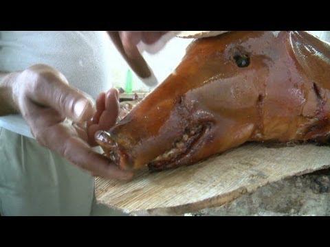 Big pig business in Cuba