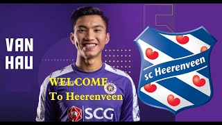 Gambar cover DOAN VAN HAU SKILLS AND GOAL 2019 | WELCOME TO SC HEERENVEEN