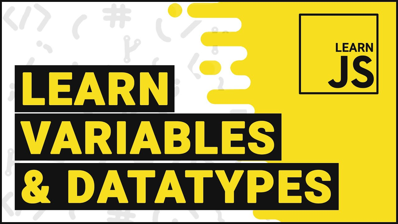 Variables & Data Types in Javascript