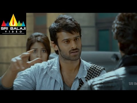Mirchi Movie Prabhas Intro Action Scene | Prabhas, Anushka, Richa | Sri Balaji Video