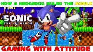 Sonic the Hedgehog: A hedgehog's tail from 8-Bit to 64. Gaming with attitude!