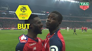 But Nicolas PEPE (51') / LOSC - Paris Saint-Germain (5-1)  (LOSC-PARIS)/ 2018-19