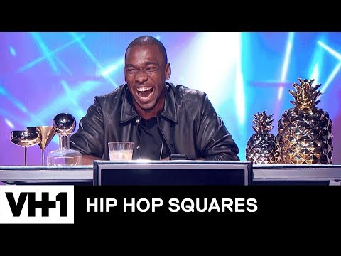 Jay Pharaoh's Terrence Howard Impression  Hip Hop Squares