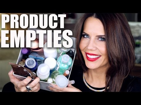 PRODUCT EMPTIES | Beauty Stuff I've used up