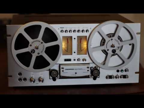 pioneer rt-707 reel to reel for sale on ebay!!! with two original, Fishing Reels