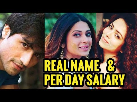 Real Name & Per Day Salary of Bepannah Tv Serial Cast With Photos