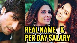 Bepannaah Actors Real Salary