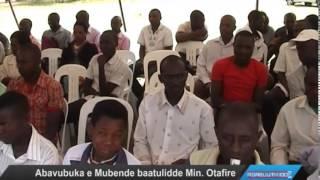 Abavubuka e Mubende baatulidde Min.Otafire thumbnail