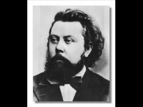 Mussorgsky - Svetik Savishna (Мусоргский  - Светик Савишна)
