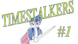Let's play/Walk through Timestalkers (Dreamcast) Part 1