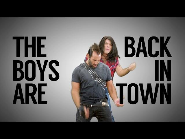 Ράδιο Αρβύλα - The Boys Are Back In Town (Trailer 2)