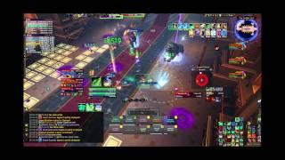 The Machine vs Heroic: Stone Guard (10-man) - Monk Mistweaver PoV