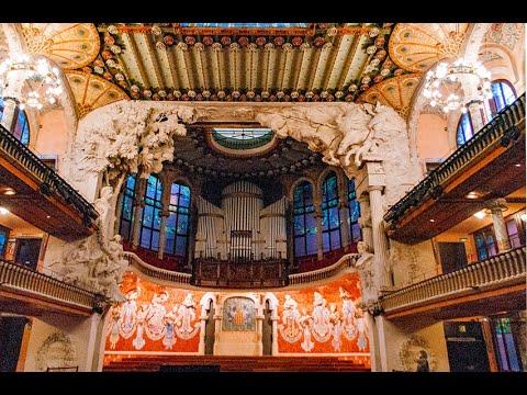 Palau De La Música Catalana 2020 Youtube