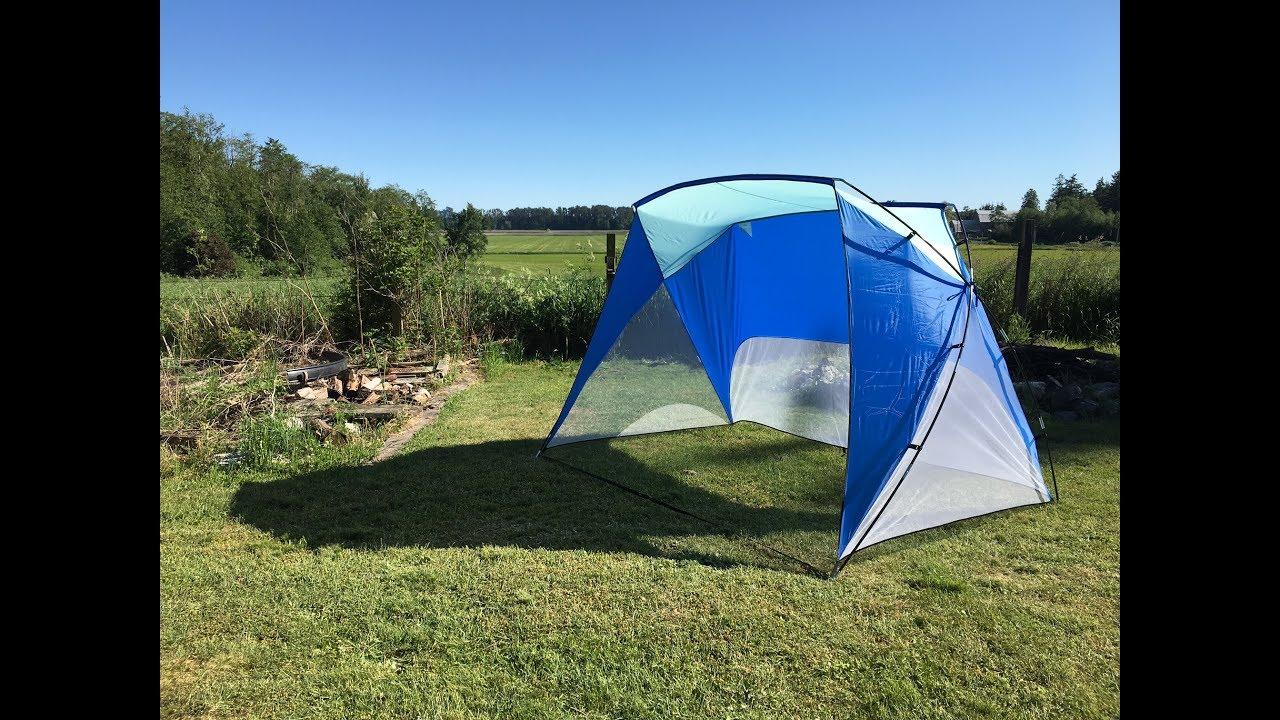 Caravan Canopy Sport Shelter Unboxing Setup Takedown Review & Caravan Canopy Sport Shelter Unboxing Setup Takedown Review ...