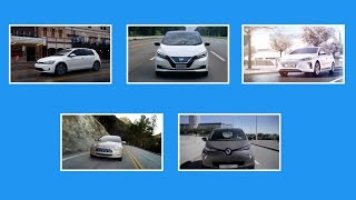 Best Electric Cars 2019 || EV || Battery || EV Chargers