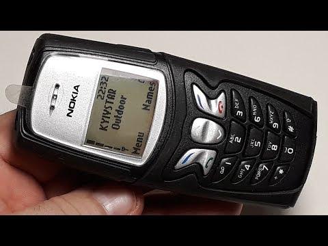 Взял и сделал. Смотри что получилось. Nokia 5210 black Retro phone from Germany