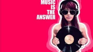 Groove Delight & Sweet House! - Music Is The Answer (Original Mix)