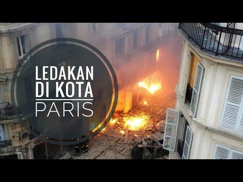 Breaking News : Ledakan Gas di Paris Mp3
