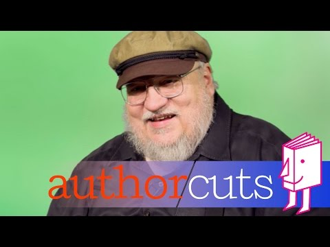 George R.R. Martin remembers his very first book...an encyclopedia of planets | authorcuts