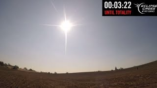 AMAZING: The Great American Eclipse - Total Solar Eclipse 21 August 2017
