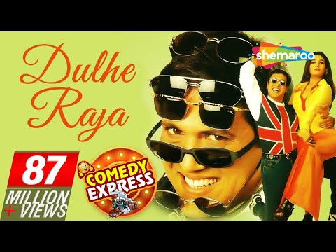 Dulhe Raja HD  Govinda  Raveena Tandon  Johnny Lever  Hit Bollywood MovieWith Eng Subtitles