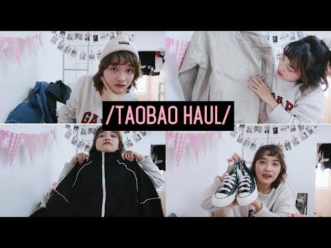 [DU HỌC TRUNG QUỐC] TAOBAO HAUL . Mình đã Mua Những Gì Trên TaoBao Trong đợt Sale Siêu To Khổng Lồ ?