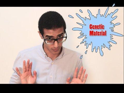 Genetic Material (شرح بالعربي)