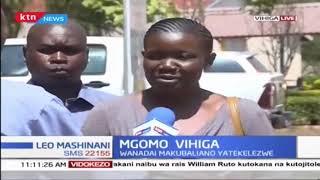 Wahudumu wa Afya wagoma huko Vihiga