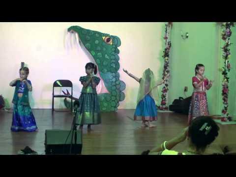 Janmastami - Dance - Swagatam Krishna - 1/7
